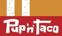 Pup 'n' Taco Logo