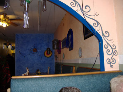 Azteca's of Fountain Valley; Interior Shot #2