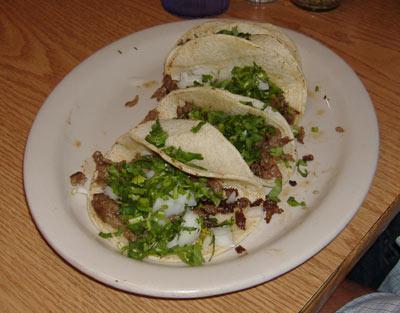 Azteca's Tacos