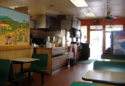 El Conejito Dining Room