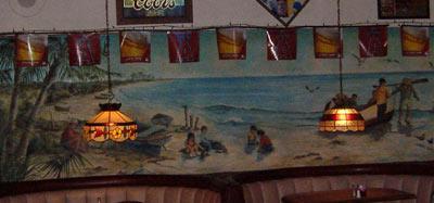 La Capilla Beach Scene