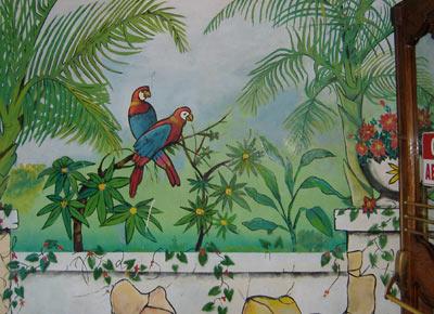 La Capilla Painting