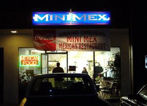 Mini-Mex Exterior