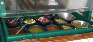 Nancy Puebla's Salsa Bar