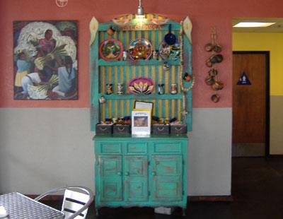 Taco Mesa Interior