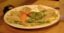 Taco Rosa - Zucchini Quesadilla