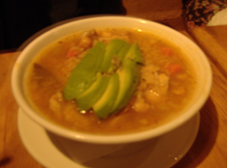 Taco Rosa Soup